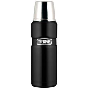 Thermos King Flask 500ml matte black matte black