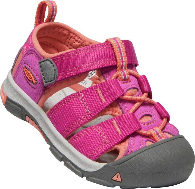 Keen Newport H2 sandaler Småbarn Rosa US 7   EU 23 2021 Sandaler