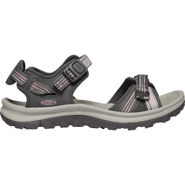 Keen Terradora II Open Toe Sandals Women grå