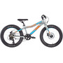 """Serious Trailkid 20"""" Kinder red/grey"""
