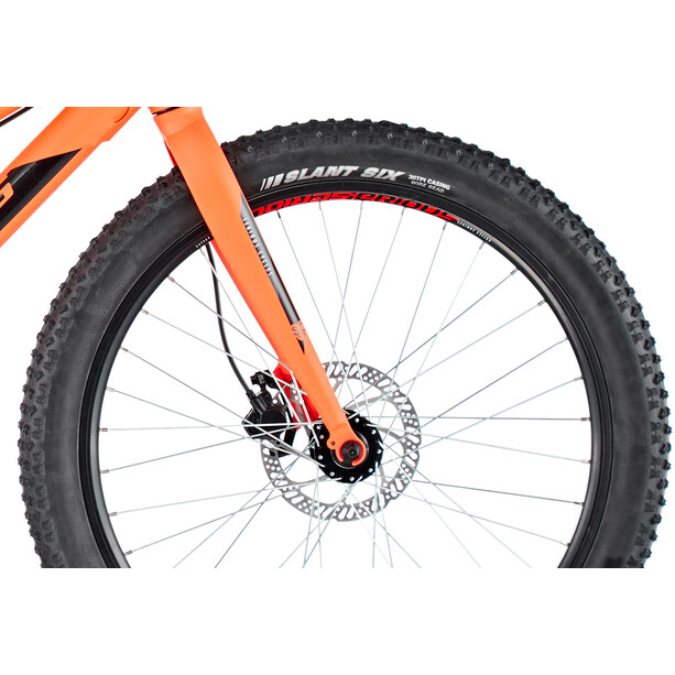 "Serious Trailkid Comp 24"" Kinder race fire red"