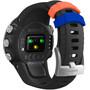 Suunto Suunto 5 Multisport-GPS-Uhr black steel