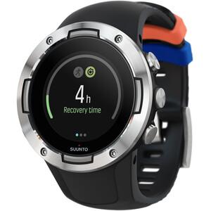 Suunto Suunto 5 Multisport-GPS-Uhr black steel black steel