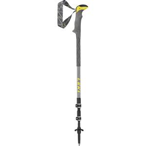 LEKI Sherpa Lite XTG Trekking Poles grey/yellow/coolgrey/white grey/yellow/coolgrey/white