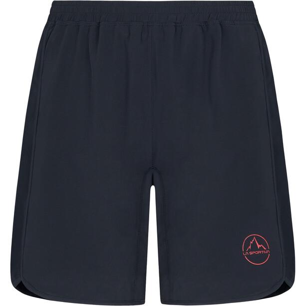 La Sportiva Zen Shorts Damen black/hibiscus