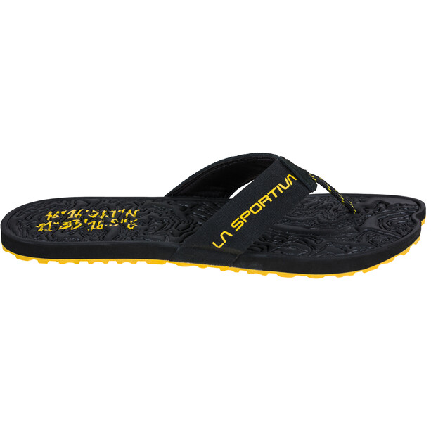 La Sportiva Jandal Chaussures Homme, noir/jaune