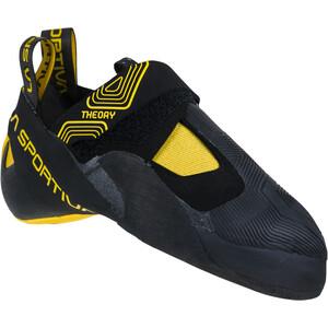 La Sportiva Theory Kletterschuhe Herren black/yellow black/yellow