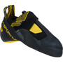 La Sportiva Theory Chaussons d'escalade Homme, black/yellow