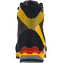 La Sportiva Trango Tech Leather GTX Schuhe Herren black/yellow