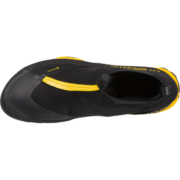 La Sportiva TX Top GTX Chaussures Homme, black/yellow
