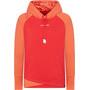 La Sportiva Stoke Hoodie Damen rot/orange