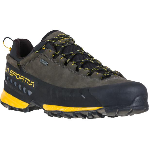La Sportiva TX5 Low GTX Schuhe Herren carbon/yellow