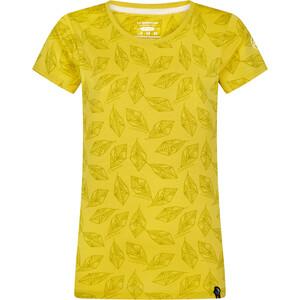 La Sportiva Imprint T-Shirt Damen celery celery