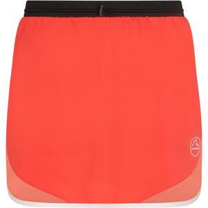 La Sportiva Comet Spódniczka Kobiety, czerwony czerwony