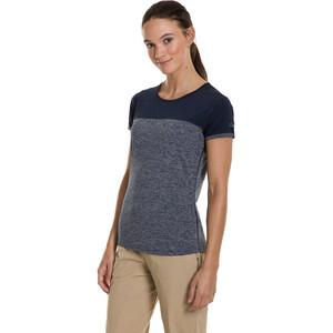 Berghaus Voyager Tech T-Shirt Kurzarm Rundhals Baselayer Damen dusk dusk