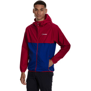 Berghaus Corbeck Windjacke Herren haute red/sodalite blue haute red/sodalite blue