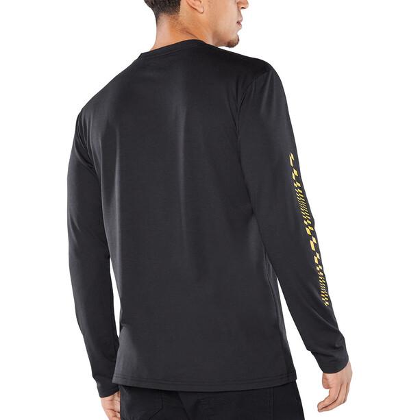 Dakine Stingray Langarm Tech T-Shirt Herren black