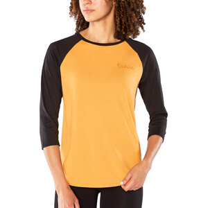 Dakine 3/4 Raglan Tech T-Shirt Damen golden glow golden glow