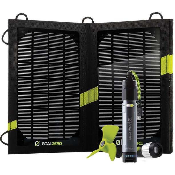 Goal Zero Switch 10 Core Multi Tool Solar silver
