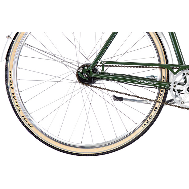 Ortler Bricktown classic green