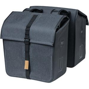 Basil Urban Dry Sidetasker 50l, grå grå