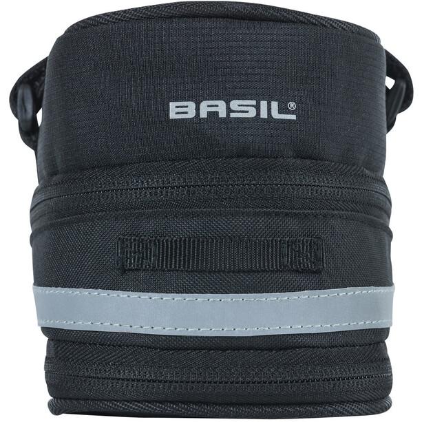 Basil Mada Satteltasche 1l schwarz