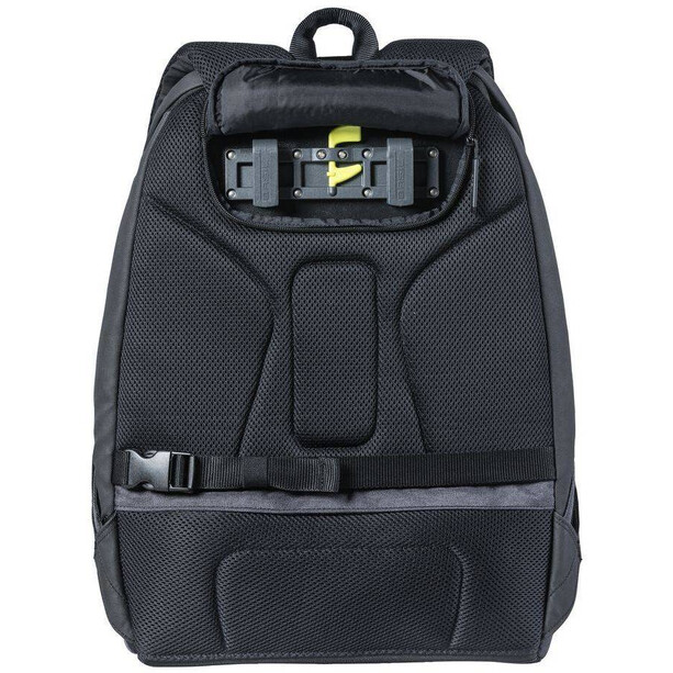 Basil B-Safe Nordlicht Commuter Backpack 18l Men, graphite black