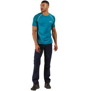 Regatta Tornell II T-Shirt Herren olympic teal/gulfstream olympic teal/gulfstream