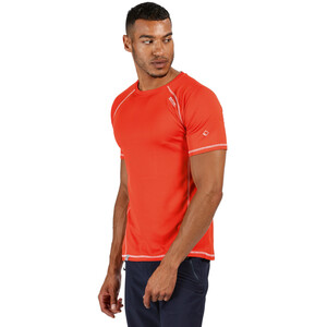 Regatta Virda II T-Shirt Herren burnt salmon burnt salmon