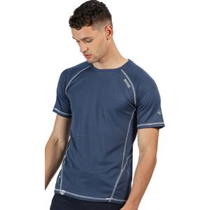 Regatta Virda II T-Shirt Herren dark denim dark denim