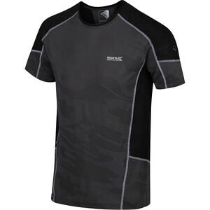 Regatta Camito T-Shirt Men magnet/black magnet/black