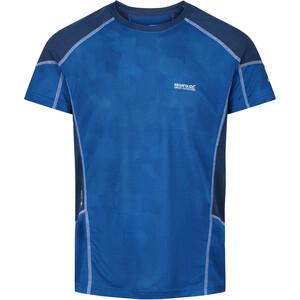 Regatta Camito T-Shirt Men nautical blue/dark denim nautical blue/dark denim