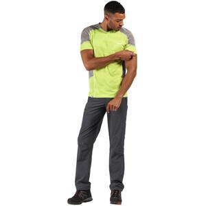 Regatta Camito T-Shirt Herren electric lime/rock grey electric lime/rock grey
