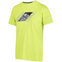 Regatta Fingal V T-Shirt Herren electric lime