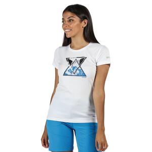 Regatta Fingal V T-Shirt Damen white white