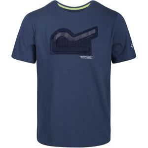 Regatta Breezed T-Shirt Herren blau blau