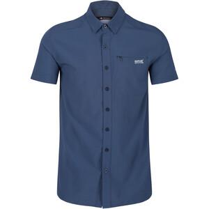 Regatta Kioga II T-Shirt Homme, bleu bleu