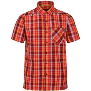 Regatta Kalambo V T-Shirt Herren rot rot