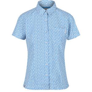 Regatta Mindano V T-Shirt Femme, bleu bleu