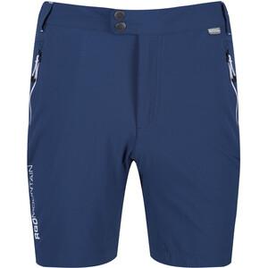 Regatta Mountain Shorts Hombre, azul azul