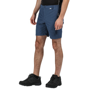 Regatta Highton Mid Shorts Herren dark denim dark denim
