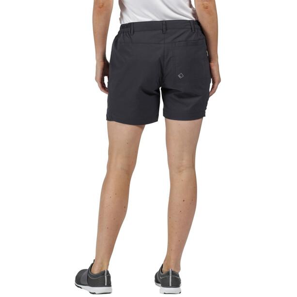 Regatta Highton Mid Shorts Damen seal grey