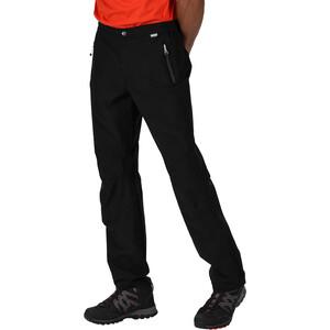 Regatta Highton Überhose Herren black black
