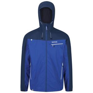 Regatta Highton Stretch Veste Shell Imperméable Homme, bleu bleu