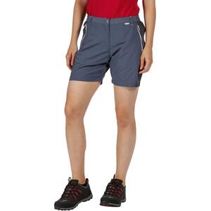Regatta Sungari II Shorts Damen onxy grey/seal grey onxy grey/seal grey