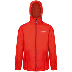 Regatta Pack It III Jacke Herren burnt salmon burnt salmon