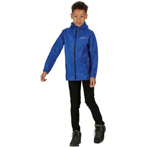 Regatta Pack It III Jacke Kinder nautical blue nautical blue