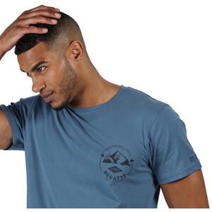 Regatta Cline IV T-Shirt Herren stellar stellar