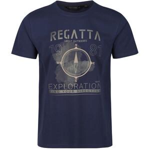 Regatta Cline IV T-Shirt Homme, bleu bleu