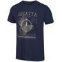 Regatta Cline IV T-Shirt Heren, blauw